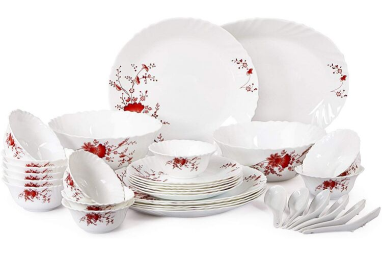 Amazon Great Indian Festival 2019 - Cello Dinner Set