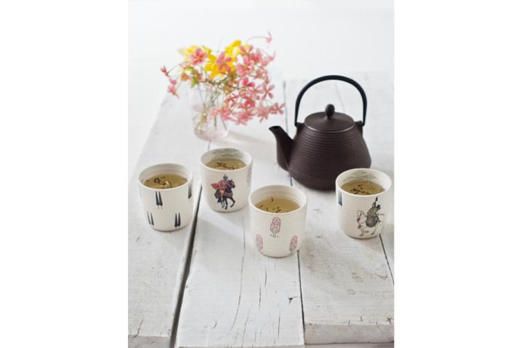 Camellia Tea Pot - best teapots