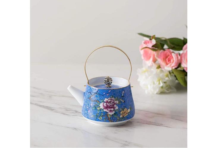 Decor Kart Traditional Oriental Teapot - best teapots