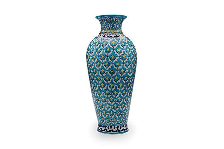 Decorative Vases to Beautify Your Home - SOSPL Blue Pottery