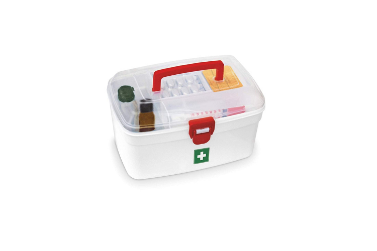 First Aid Storage Kits for Every Home - milton medical box
