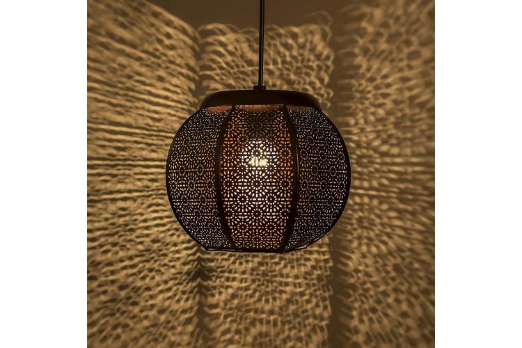 Homesake Classic Moroccan Hanging Lamp