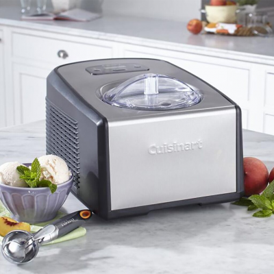 MAKE THE BEST ICE CREAM AT HOME WITH CUISINART