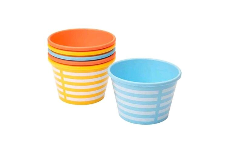 colourful cookware - IKEA SOMMAR Bowls