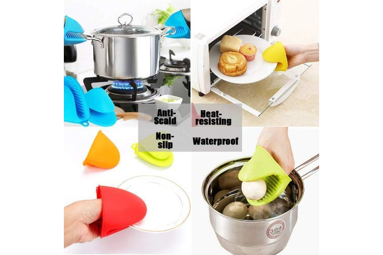 colourful cookware - Shopster Oven Mitts