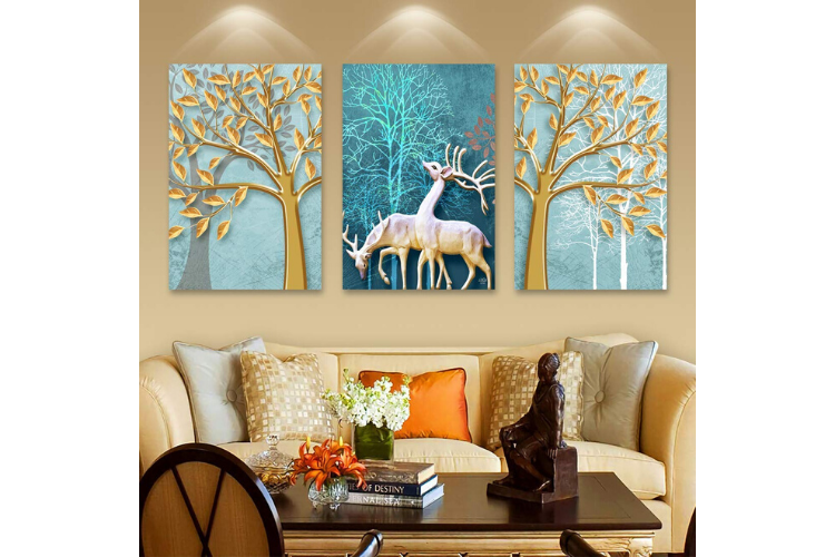 wall decor ideas - 3D Wall Art
