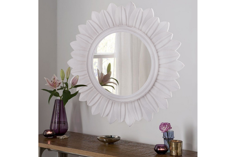 wall decor ideas - mirrors