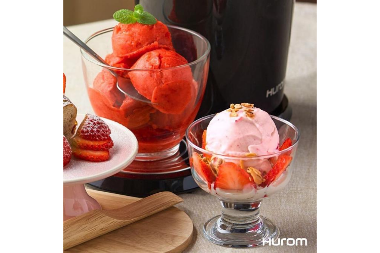 Hurom Ice Cream Maker