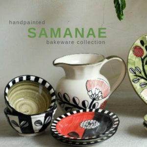 Semanae Ceramic Collection